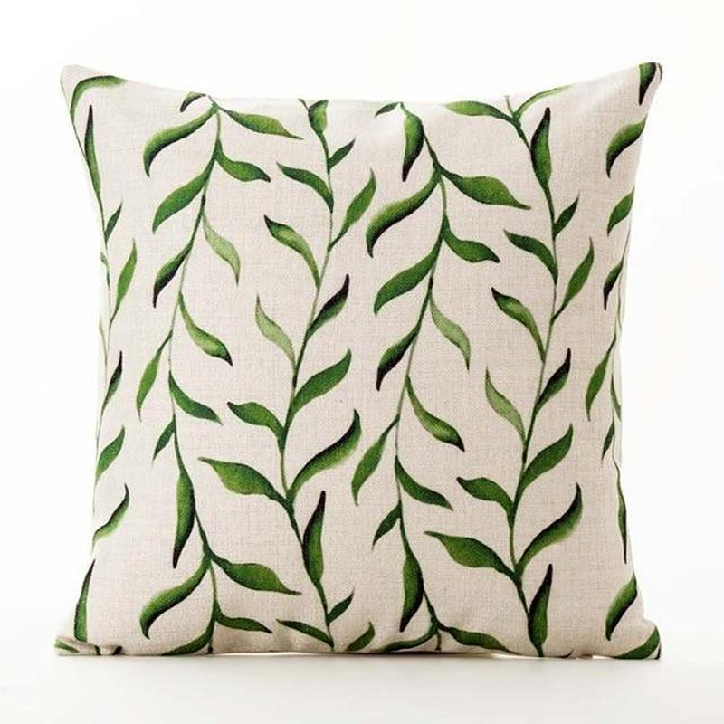 loomrack Tropical Cushion Covers Home Accessories 450mm*450mm / 9