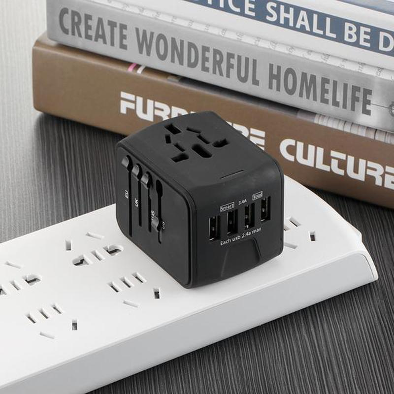 loomrack Universal Travel Adapter Travel Accessories