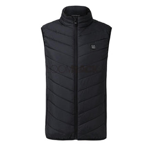 loomrack Waterproof Lightweight Heated Vest Sports Jackets