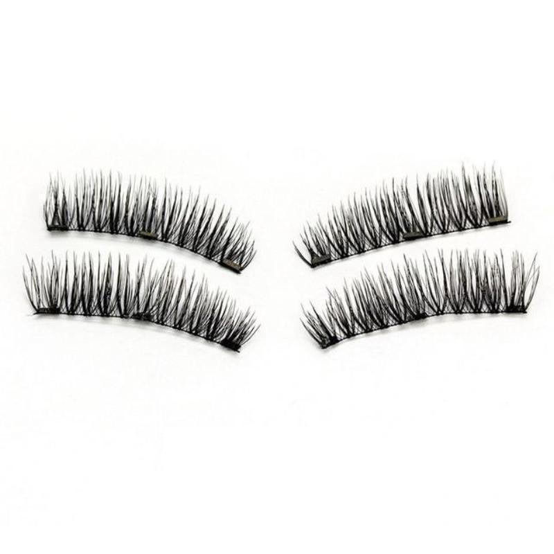 Magnetic Eyelash Extensions Makeup Loom Rack 0.5-11mm x 32mm
