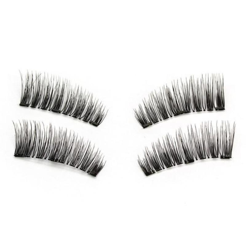 Magnetic Eyelash Extensions Makeup Loom Rack 0.8-18mm x 29mm