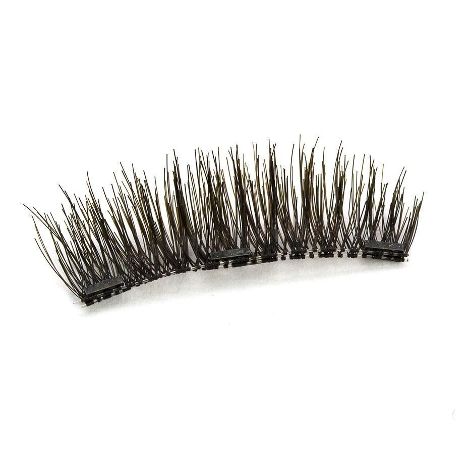 Magnetic Eyelash Extensions Makeup Loom Rack