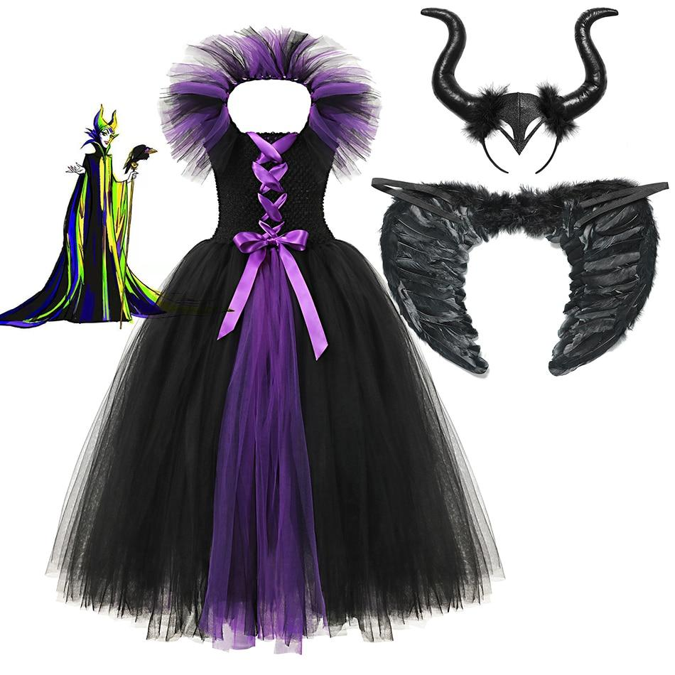 Maleficent Costume for Girls Dresses Loomrack 2-3Y