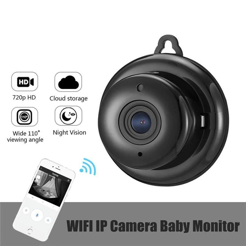 Mini Wifi HD Video Cameras Mini Camera Loom Rack