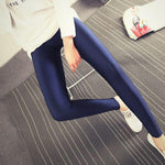 Neon Soft Leggings Leggings Loom Rack navy blue L