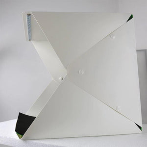 Portable LED Studio Lightbox Lights Small (24 x 24 x 24cm)