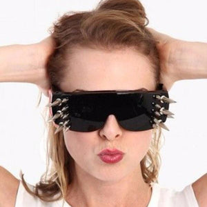 Retro Rivet Sunglasses Sunglasses Loom Rack