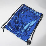Sequin Drawstring Bag Sequin Bags Loom Rack