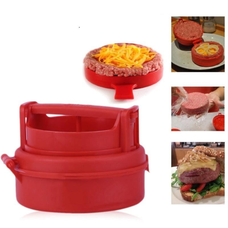 Stuffed Hamburger Maker Kitchen Loom Rack