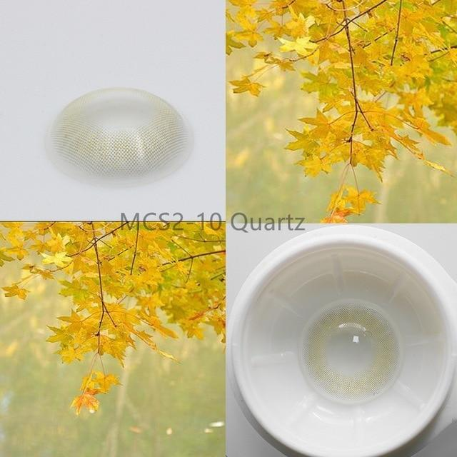 Super Natural Looking Colored Contact Lenses Health & Beauty Loom Rack MCS2-10 Quartz