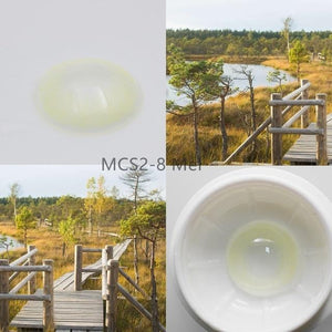 Super Natural Looking Colored Contact Lenses Health & Beauty Loom Rack MCS2-8 Mel