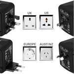 The Best Universal Travel Adapter Travel Accessories Loom Rack