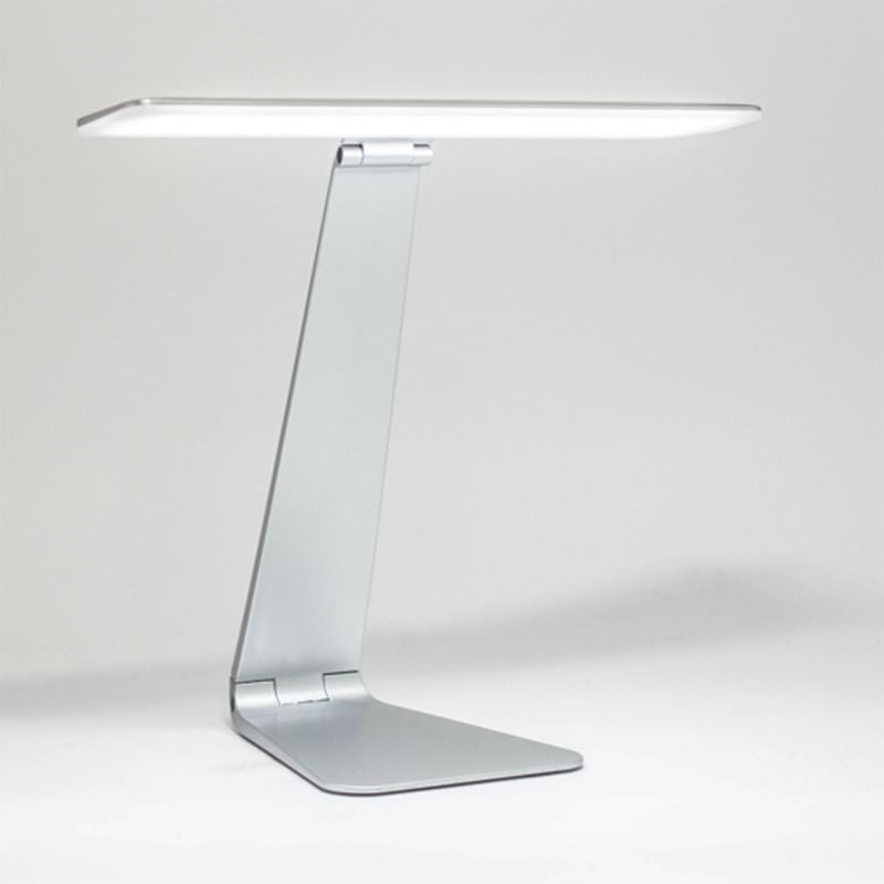 The iBrightness™ - Minimalistic Desk Lamp Lights Loom Rack