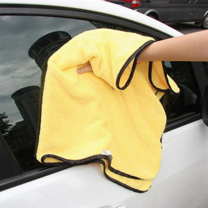 TowelPlus™ – Plus in Size, Plus the Absorbing Power Car Accessories