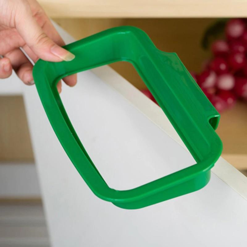 Trash Bag Holder Kitchen Accessories