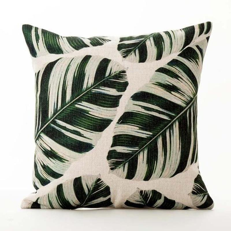 Tropical Cushion Covers Home Accessories Loom Rack 450mm*450mm 5