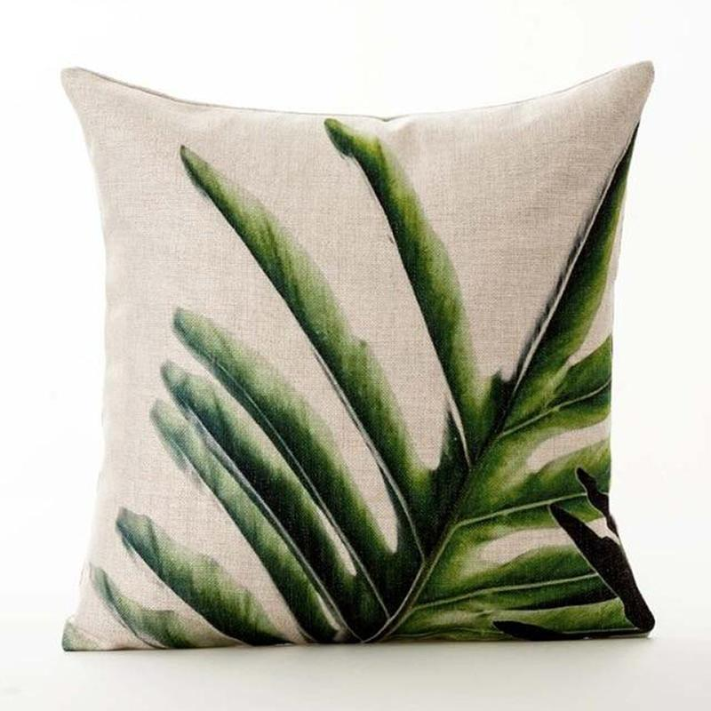 Tropical Cushion Covers Home Accessories Loom Rack