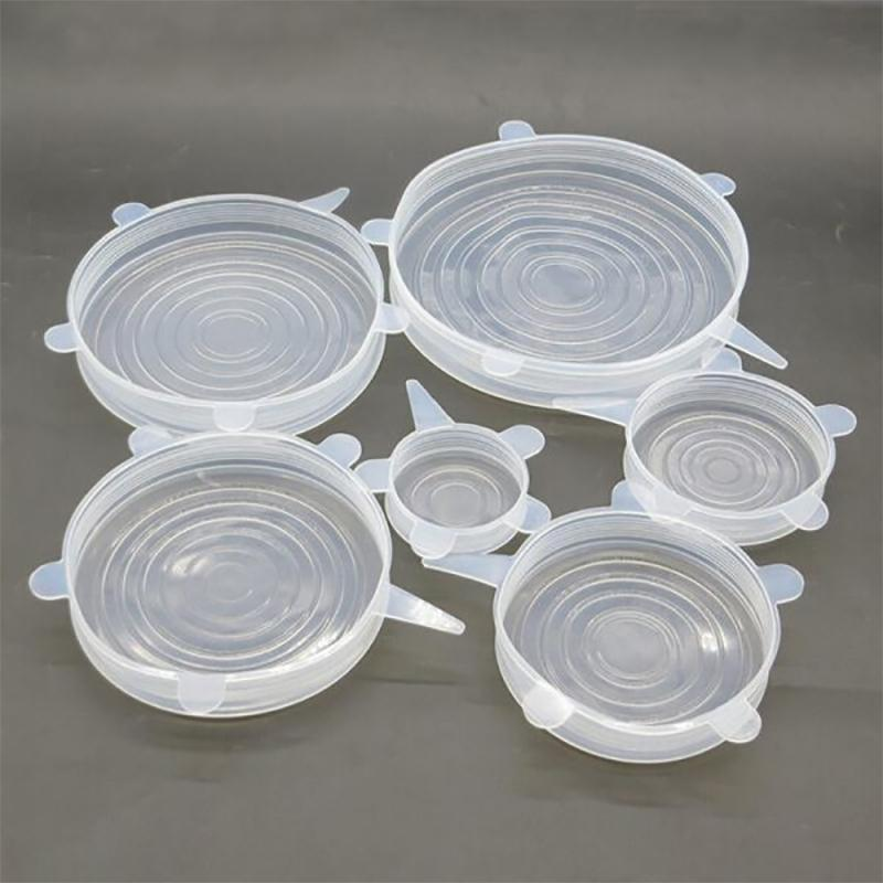 Ultimate Instalids - Set of 6 Lids Loom Rack White