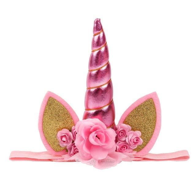 Unicorn Headband Hair Accessories Loom Rack Style 2