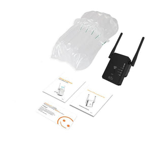 WiFi Extender with WPS Internet Signal Booster WiFi Booster Loom Rack