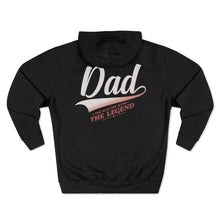 Load image into Gallery viewer, DAD LEGEND HOODIE