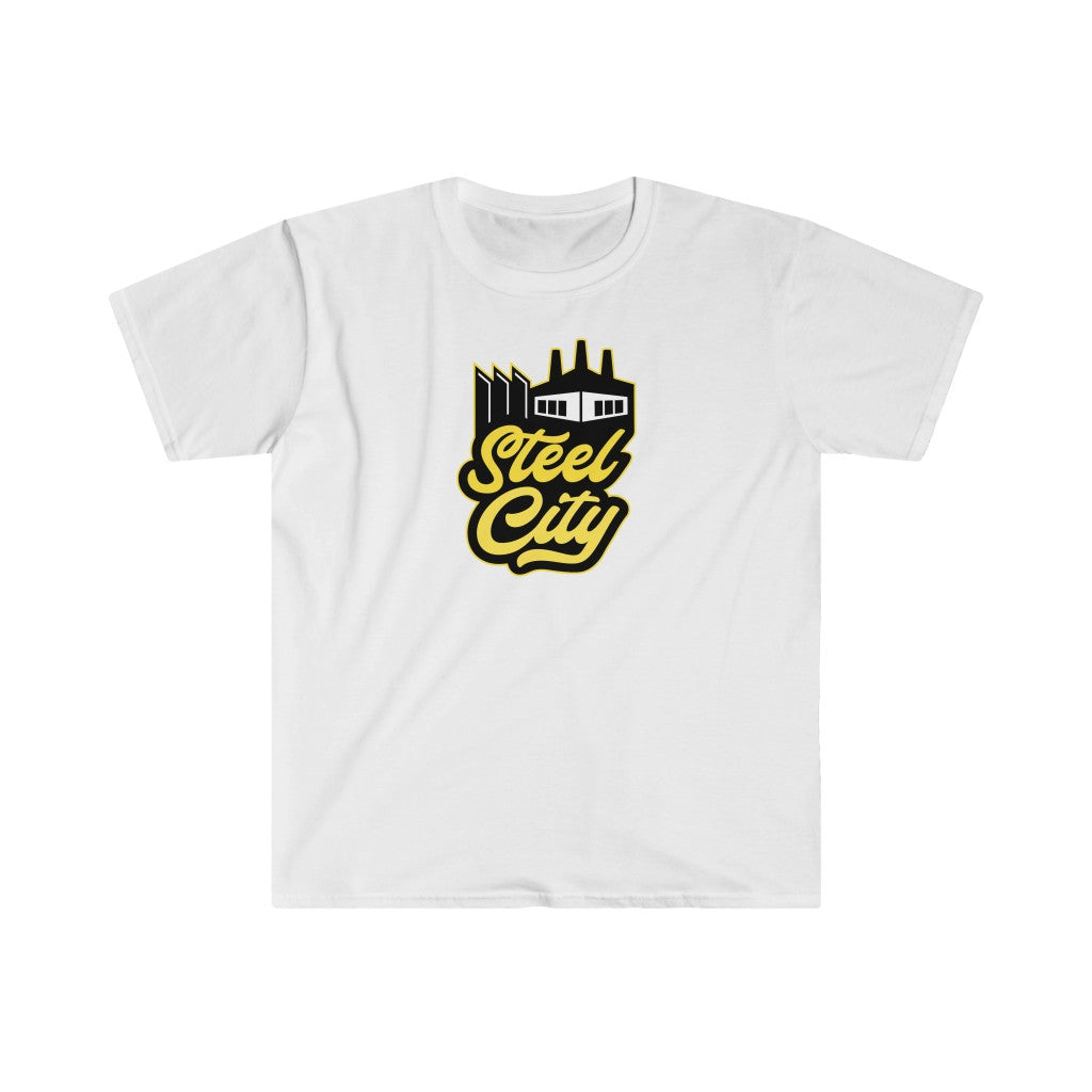 STEEL CITY T-SHIRT - Men's T-Shirt 2021
