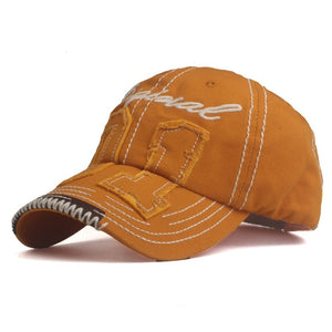 ORIGINAL 01 Baseball Cap - Vintage Adjustable Strap Hat