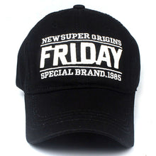 FRIDAY Hat - Men's Baseball Cap With Adjustable Strap 2020