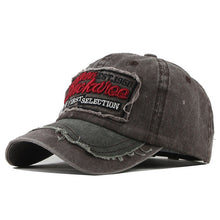 BUCKAROO Hat - Men's Adjustable Strap Baseball Cap 2020