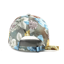 SUMMER FLOWER Hat - Baseball Cool Cap With Adjustable Back