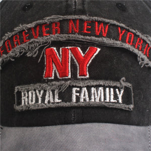 ROYAL FAMILY NY Hat - Men's Baseball Cap 2020 - Steelcitylids.com