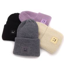 Load image into Gallery viewer, SQUARE SMILE Beanie Cap - Men's Baseball Hat