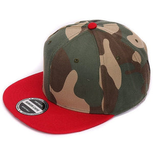 CAMO Snapback Cap - Men's Adjustable Hat Fashion 2020