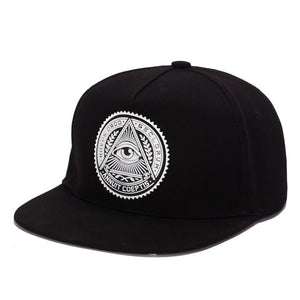 SEEING EYE Hat - Men's Hip Hop Baseball Cap 2020 - Steelcitylids.com