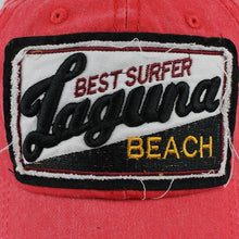 Load image into Gallery viewer, LAGUNA Hat - Men's Baseball Cap With Adjustable Strap 2020