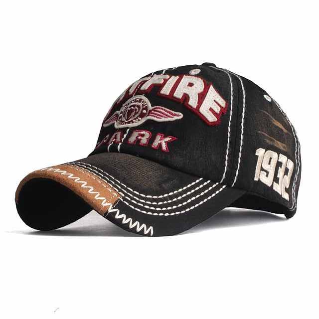SPITFIRE Baseball Cap - Adjustable Strap Hat Fashion 2020