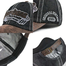 AMERICANA Embroidery Baseball Cap With Adjustable Strap