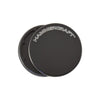 "Hammercraft Medium 2.25"" 2 Piece Grinder Black"
