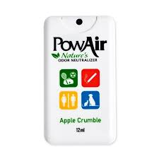 POWAIR APPLE CRUMBLE SPRAY CARD 12ml,