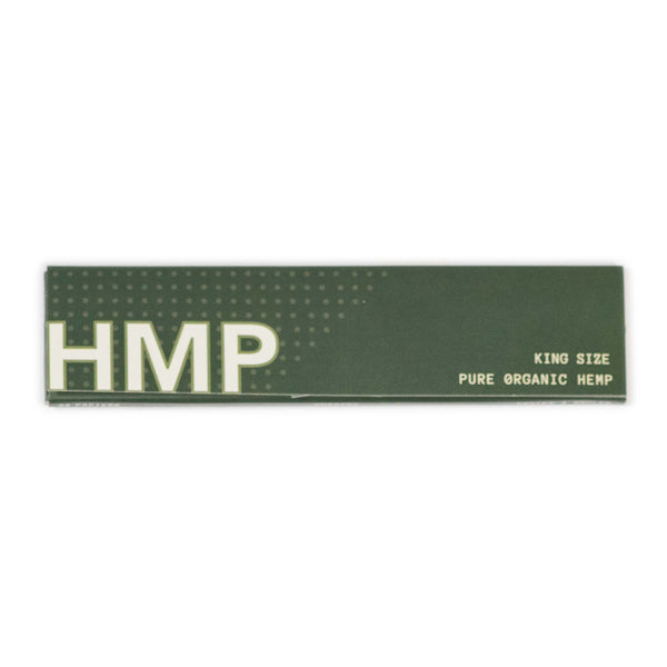 HMP Organic Hemp Booklet - King Size