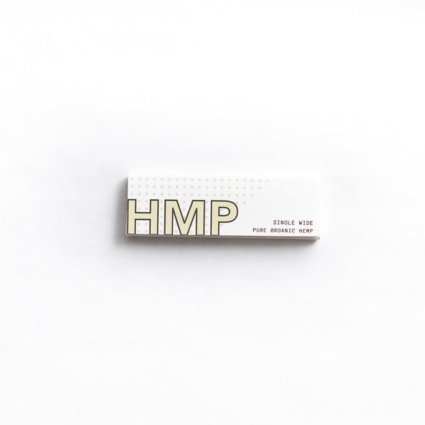 HMP Organic Hemp Booklet - Single Wide
