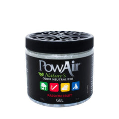 POWAIR BLOCK PASSION FRUIT BLACK LABEL