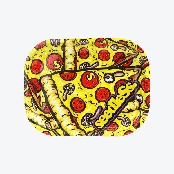 Rolling Tray - Pizza Seedless