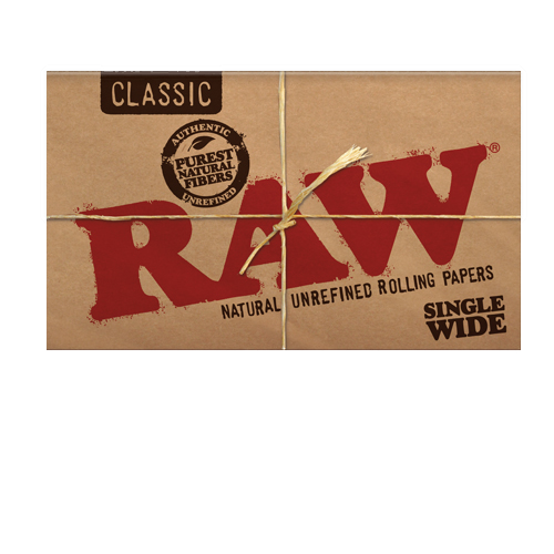 Raw Classic - Single Wide Double Window