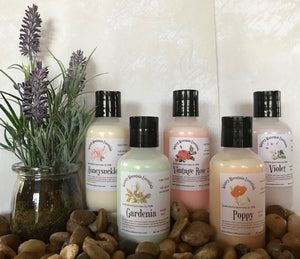 Floral Lotions