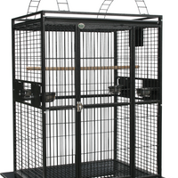 "40"" Play Top Cage"