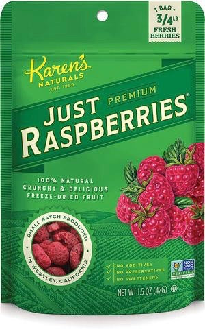 Karen's Naturals Just Raspberries