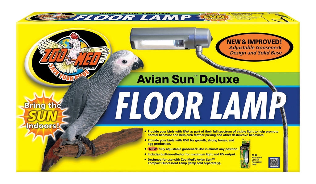 Avian Sun Deluxe Floor Lamp