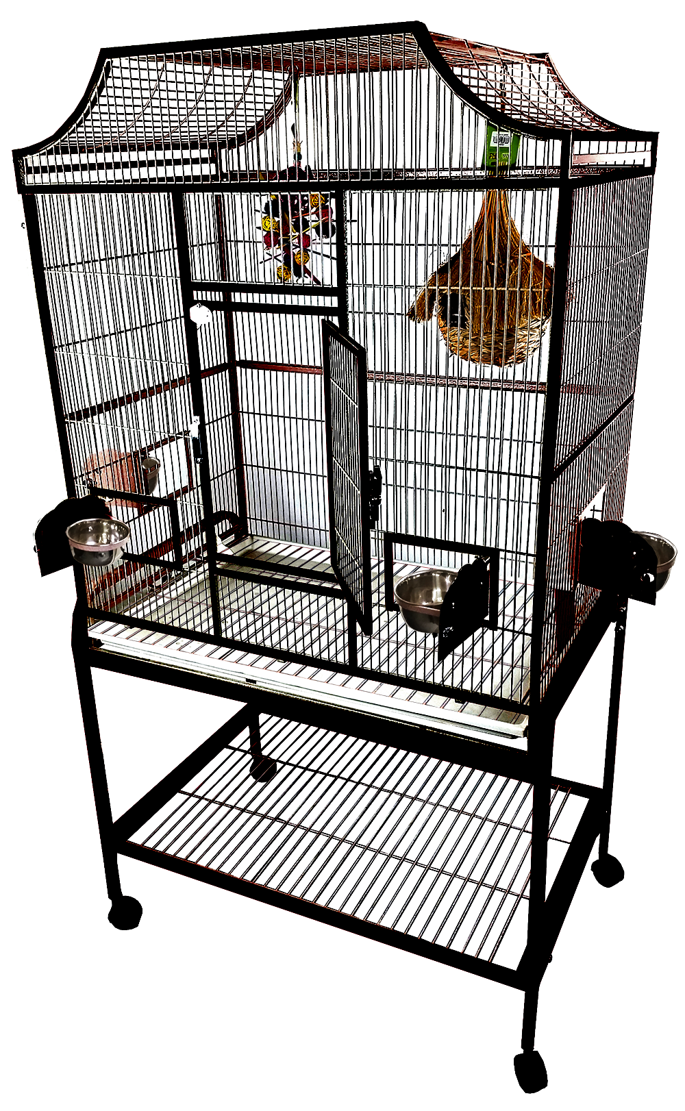 "32"" Elegant Flight Cage"
