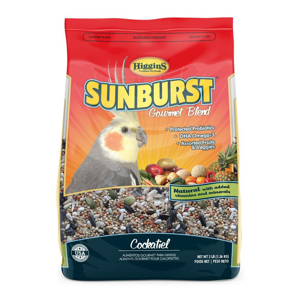 Higgins Sunburst Gourmet Blends